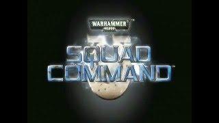 Warhammer 40K Squad command Trailer   Flanco.ro