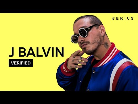 "J Balvin ""Machika"" Official Lyrics & Meaning | Verified"