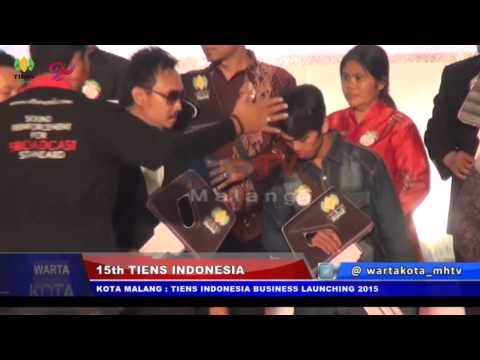 TIENS Business Launching Malang 2015 - MHTV Malang (MNC Group)