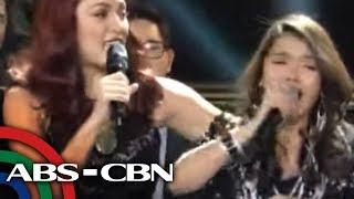 KZ Tandingan sings after winning 'X Factor PH'