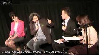 第25回東京国際映画祭/「テセウスの船」 舞台挨拶