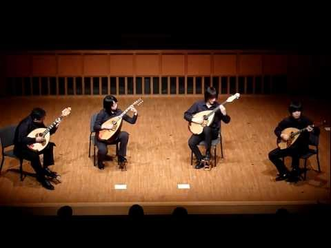 Amalthea (MandolonCello Quartet)