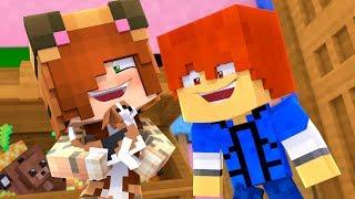 Minecraft Daycare - TINA'S PET !? (Minecraft Roleplay)