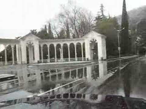 GAGRA (Republic of Abkhazia) 2008  Part 2/2