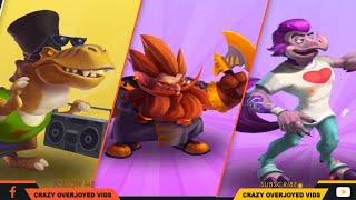 Monster Legends Galante Jr Monster Warthak The Mountainsplitter Monster And MC Boss Monster Level Up