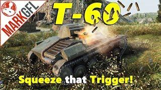 T-60 - Its Got a Dakka-Dakka Gun! - World of Tanks