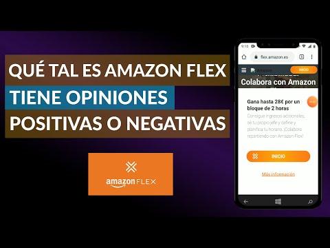 ¿Qué tal es Amazon Flex? ¿Tiene Opiniones Positivas o Negativas?