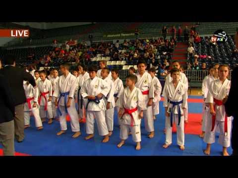 Campeonato de Canarias de Primavera de Karate 2016