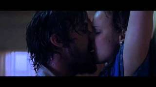 the notebook kissing scene in the rain [HQ] thumbnail