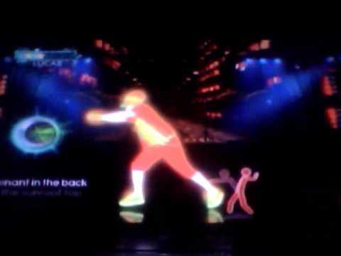 Video - Just Dance 2 Baby Girl by Reggaeton
