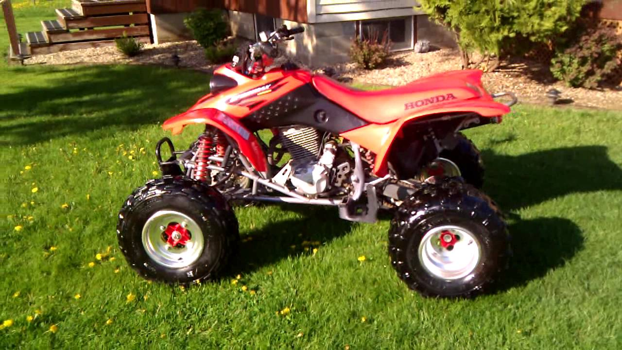 For Sale: 2004 Honda 400EX [SOLD] - YouTube