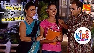 Sonu Comes Back Home | Tapu Sena Special | Taarak Mehta Ka Ooltah Chashmah