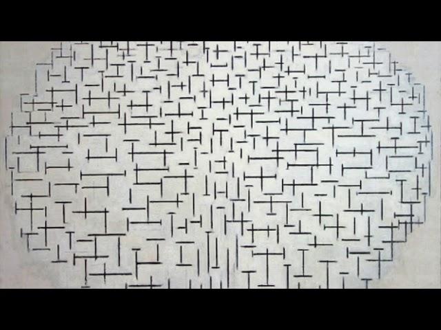 Trois minutes d'art - Piet Mondrian