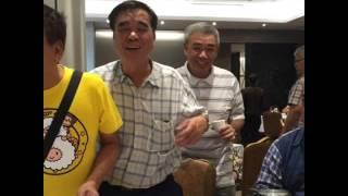 香港航海學校舊生:沙田稻香酒樓茶聚。