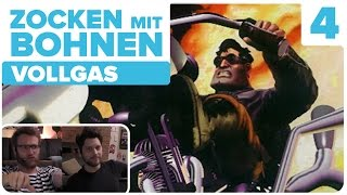 [4] Vollgas mit Simon und Nils | Zocken mit Bohnen | 04.09.2015