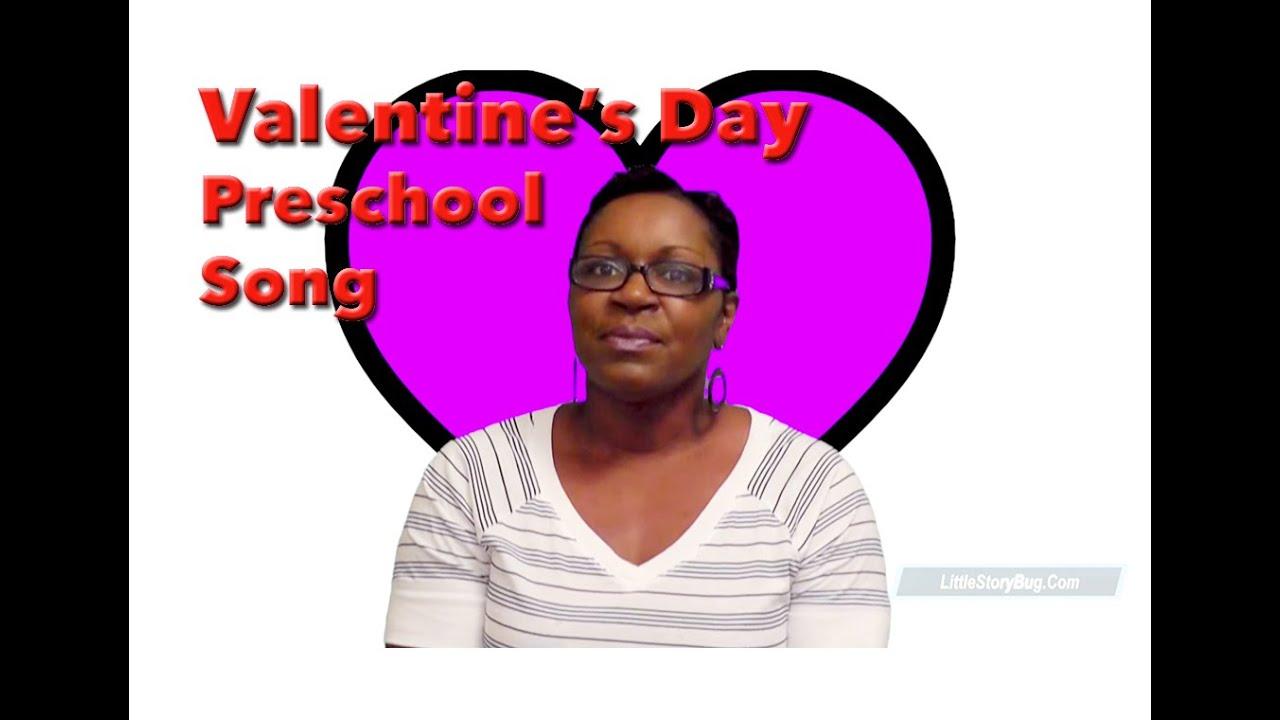 valentines day song for kids littlestorybug youtube - Preschool Valentine Songs