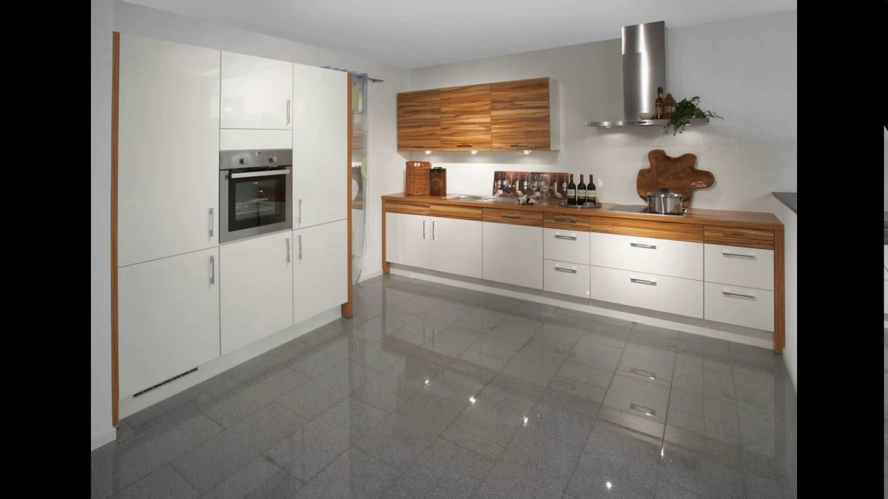 High Gloss Kitchen Designs Youtube