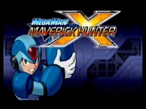 Let's Play Mega Man Maverick Hunter X! (Part 1)