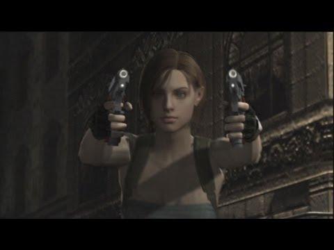 Resident Evil: The Umbrella Chronicles Walkthrough - Raccoon's Destruction 1 - S Rank Hard Mode