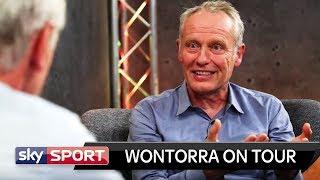 Christian Streich erklärt Freiburgs Erfolgsgeheimnis   Wontorra On Tour