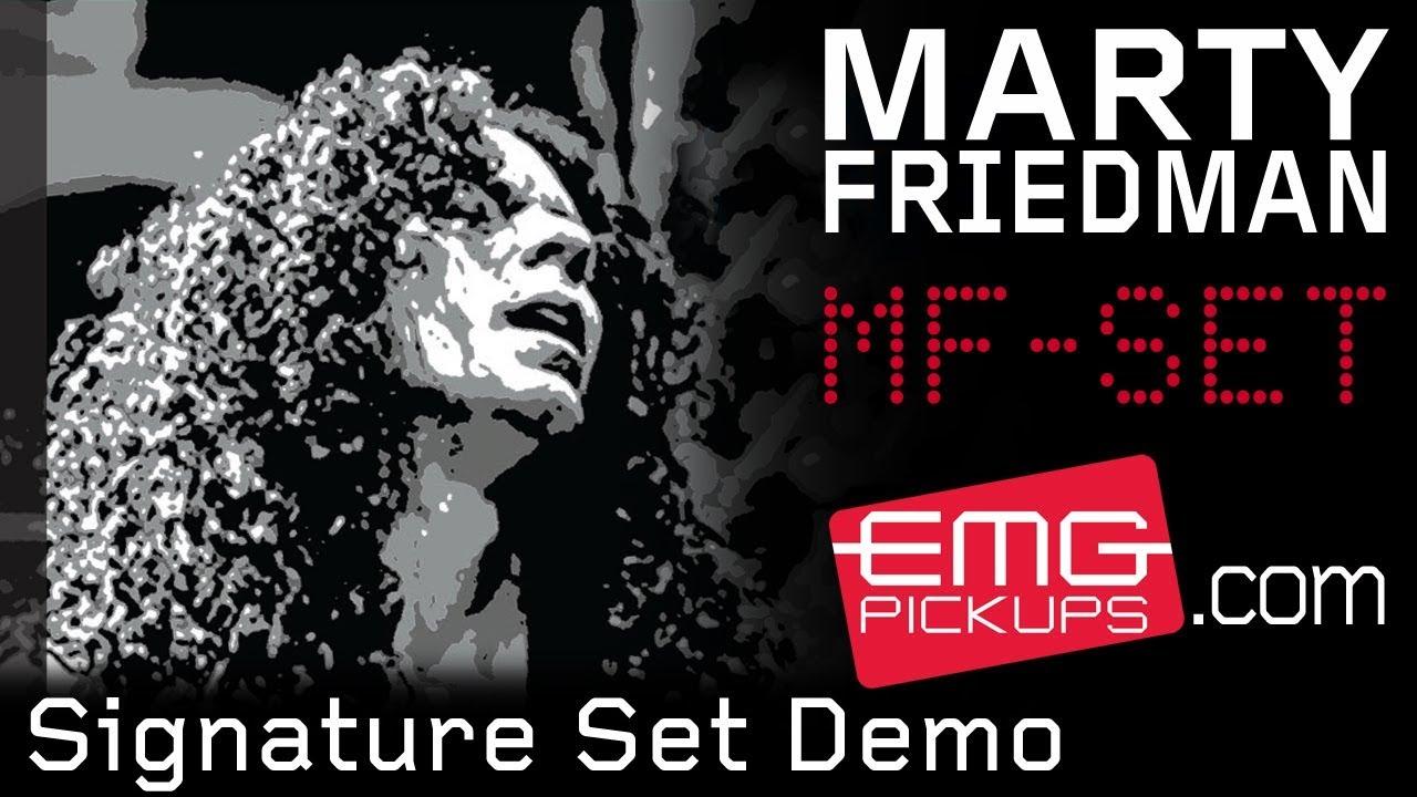 EMG Pickups / MF Set / Electric Guitar Pickups, B Guitar ... on