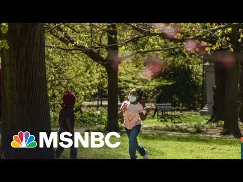 Doctor Says Children No Longer Need Masks Outdoors   MSNBC