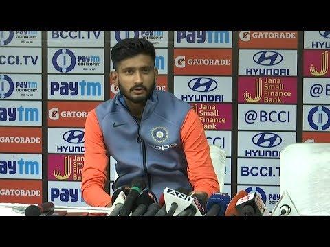 Khaleel Ahmed on how Zaheer Khan made him a better bowler