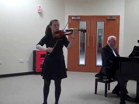 W.A. Mozart - Violin Concerto No.3 in G major, K.216: I. Allegro