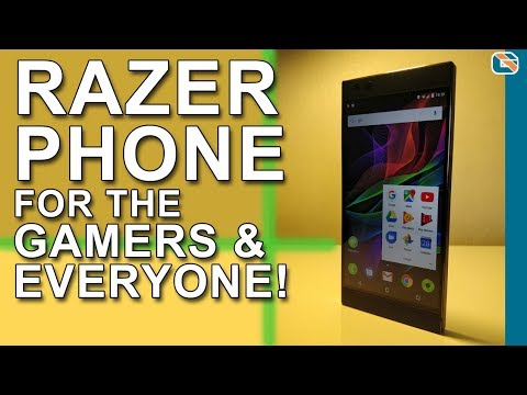 Razer Phone Review – Best Android Phone of 2017