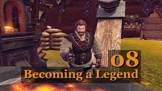 Becoming a Legend - Ship, Pirates and a Crab? 08