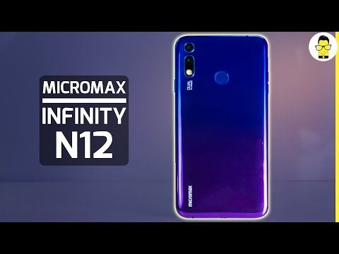 Micromax Infinity N12 review: are Indian brands back to take on the Chinese?
