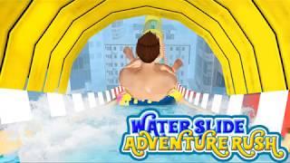 Water Slide Adventure Rush