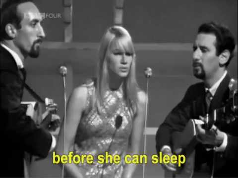 Peter, Paul and Mary - Blowing in the Wind