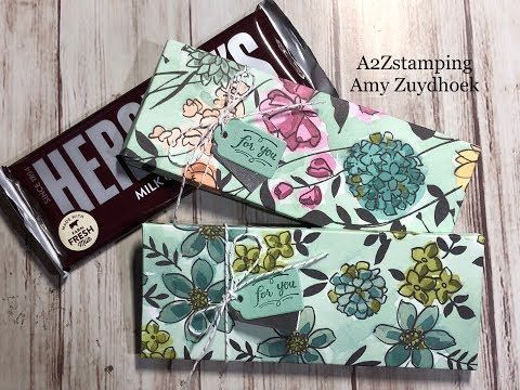 Share What You Love Hershey Bar Holder - Episode 270