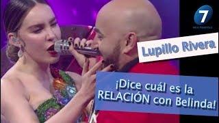 ¡Lupillo Rivera dice cuál es la RELACIÓN con Belinda! / ¡Suéltalo Aquí! Con Angélica Palacios