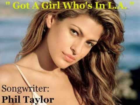 Phil Taylor demo     GOT A GIRL WHO