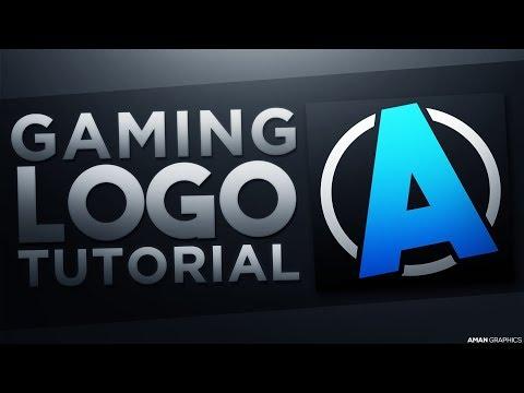 How To Make A Gaming Logo - Photoshop Tutorial (2019/2020) thumbnail