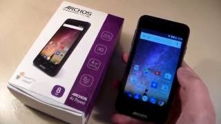 Обзор Archos 40 Power (HD)