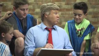 #IfTrumpWere a Basketball Coach.