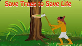 save trees save life project