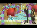 MERMAID BABY SHOWER+DAD DOES BABYMOMMA DANCE!