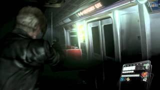 Давайте поиграем в Resident Evil 6 - Серия 3 [Метро 2013]