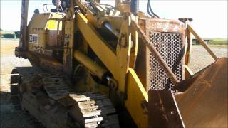 Caterpillar 931 Track-loader..