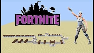 Fortnite Disco Fever - Note Blocks [Minecraft]