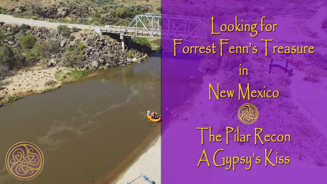 Searching for Forrest Fenn's Treasure Near the Taos Junction Bridge