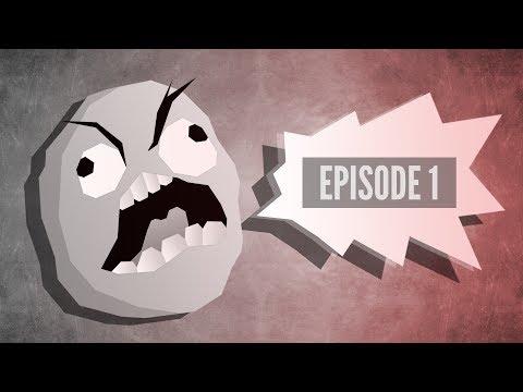 Top 10 Rage Comics - Episode 1 + Info