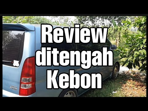 Review 'Gece' Nissan Serena AT Highways star th 2005