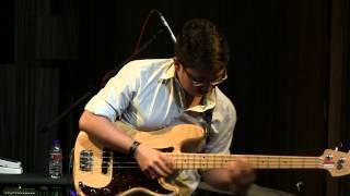 Fajar Adi Nugroho - Wolfgang Concerto in D major @ Mostly Jazz 06/10/12 [HD]