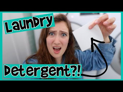 Tru Earth Eco-Strips Laundry Detergent Review *BRUTALLY HONEST* // Zero Waste Laundry