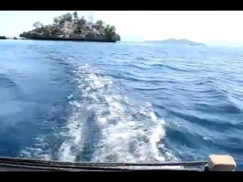 sombori island, morowali, central sulawesi